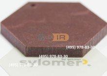 Силомер SR18 оранжевый (Sylomer SR18) Полиуретановый эластомер для виброизоляции