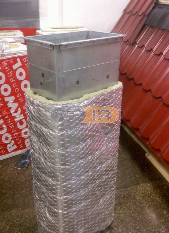 ROCKWOOL WIRED MAT 50 (РУЛОН 5м2)