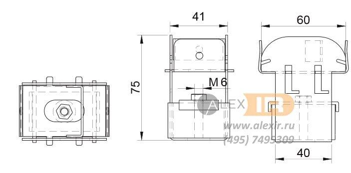 модификации потолочного подвеса