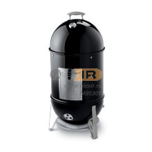 Гриль WEBER SMOKEY MOUNTAIN COOKER 47 СМ, ЧЕРНЫЙ