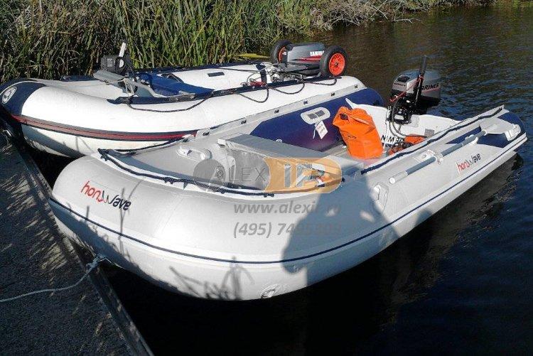 лодка honda t35
